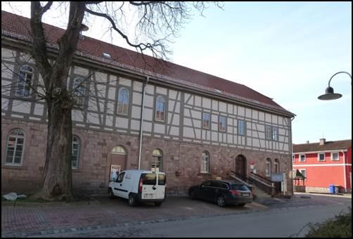 Revitalisierung Bürgerhaus Esperstedt - 2. BA