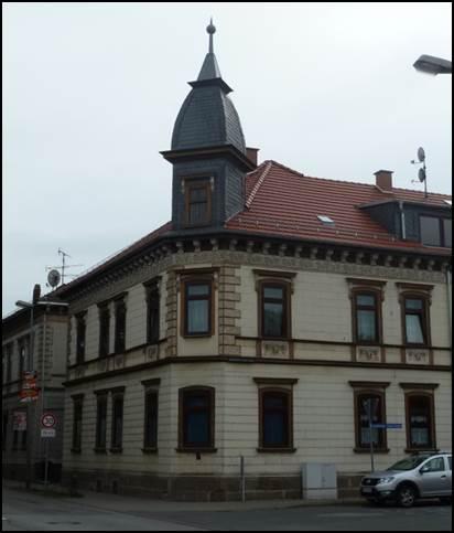 Dachsanierung eines Wohnhauses in Greußen