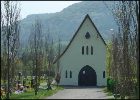 Sanierung der Trauerhalle in Sondershausen OT Bebra