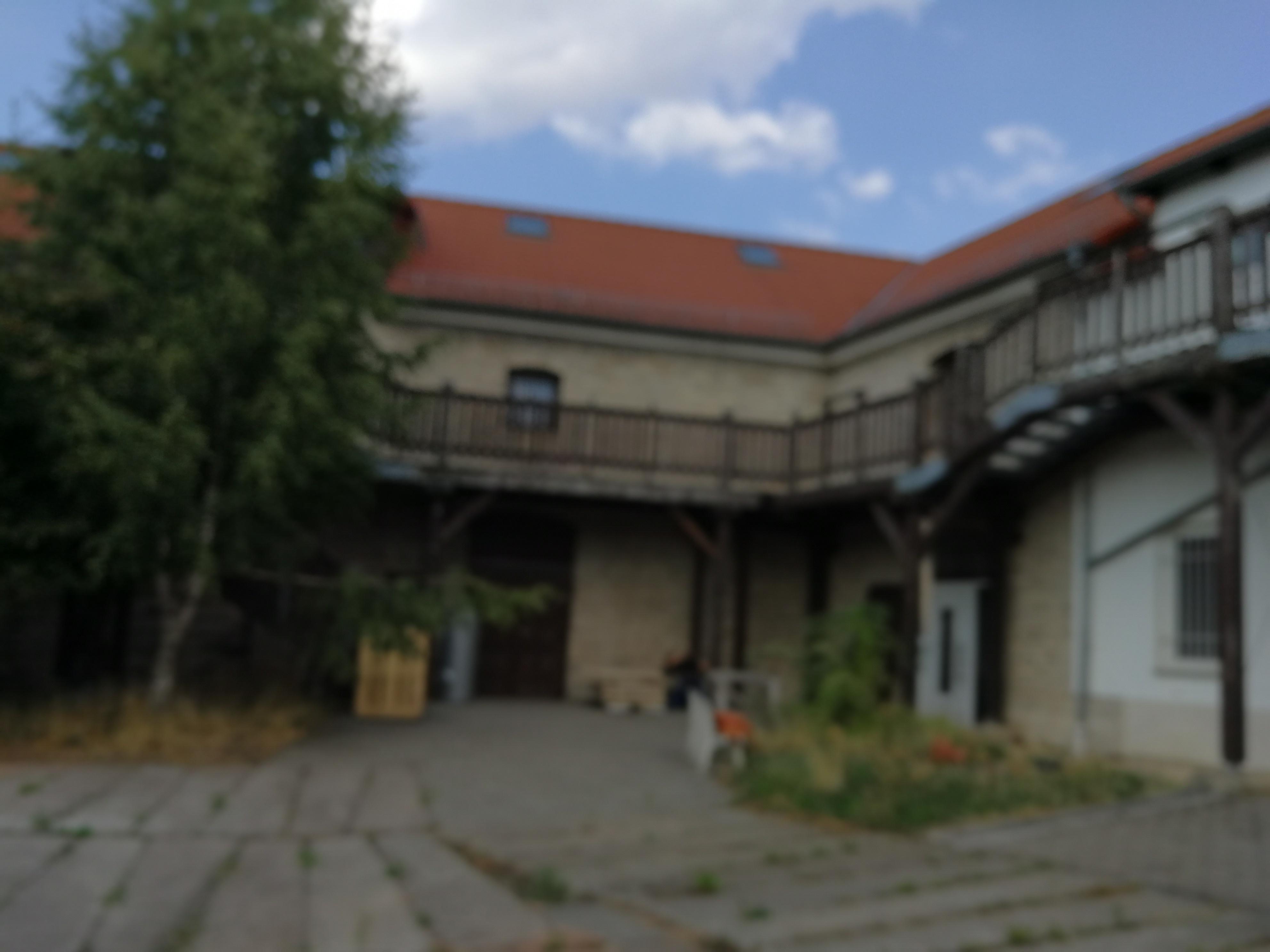 Gehöft in Berka, RAG Kyffhäuser e.V.