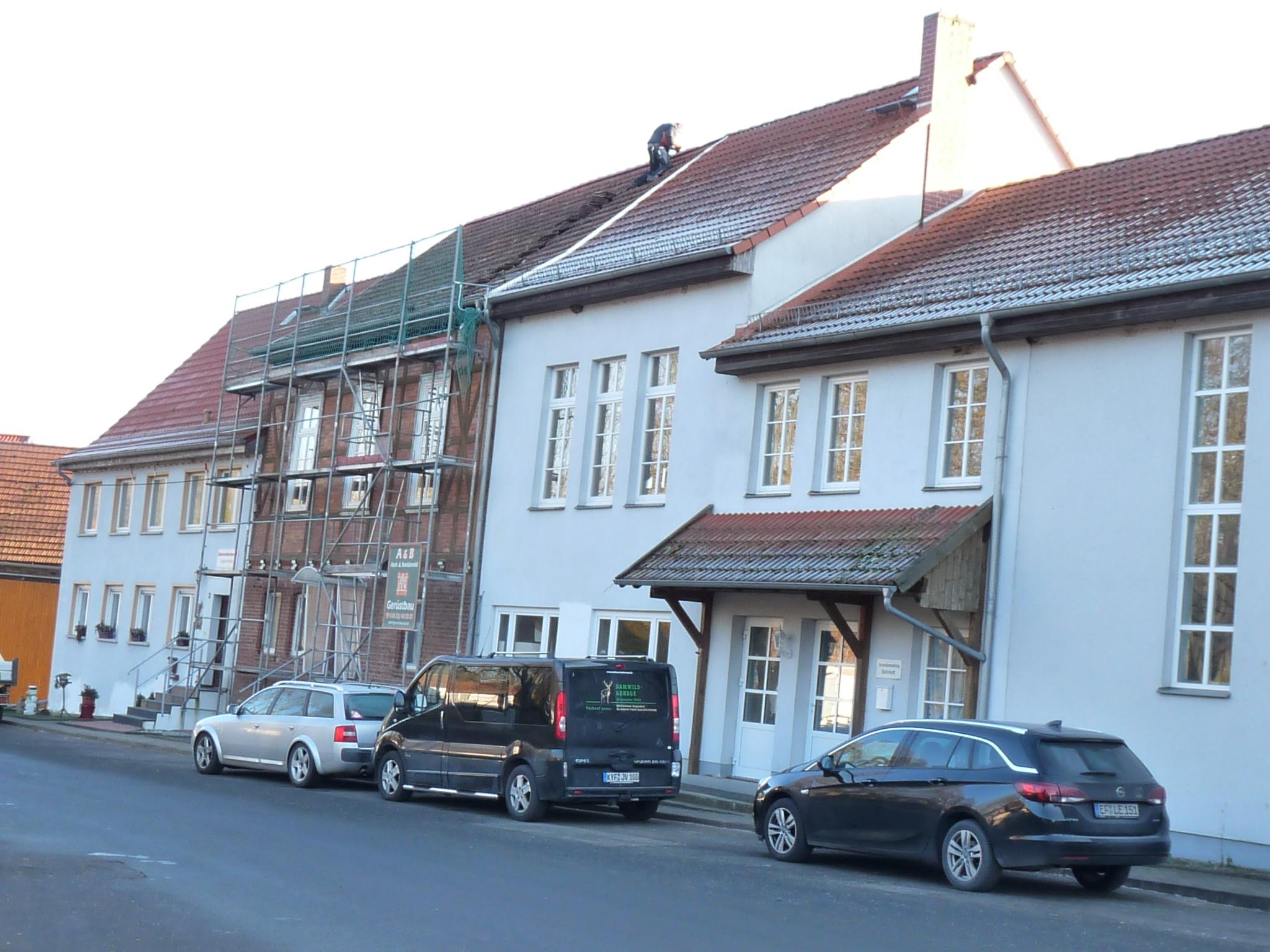 Dorfgemeinschaftshaus Bellstedt, RAG Kyffhäuser e.V.
